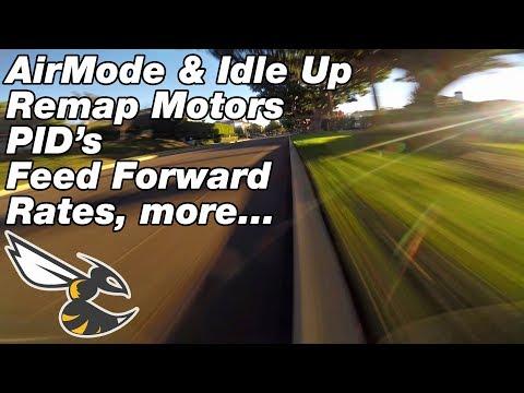 TYRO99 not responding to transmitter inputs  | Drone Racing