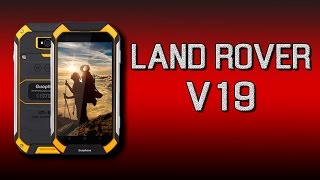 видео обзор защищённого смартфона Land Rover V19 (Guophone V19). Краш тест!