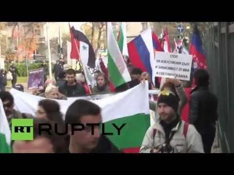 Bulgaria: Ataka rail against NATO and US
