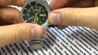 Часы Orient EMAL001F - видео обзор недорогих часов от PresidentWatches.Ru