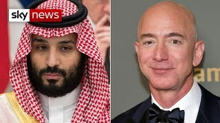 Did Saudi prince hack Jeff Bezos' phone?