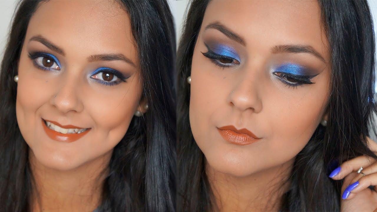 Maquiagem Usando Pigmento Vult - Por Jéssica Freitas #JTD26 - YouTube