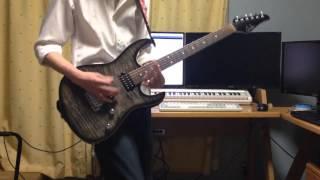 【ギター】Hey World / 井口裕香【ダンジョンに出会いを求めるのは間違っているだろうか OP】Guitar cover