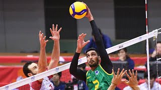 Setters Lords of Time | Deceptive Setter Dump | Volleyball Highlights