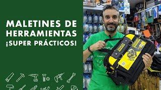 Maletines de herramientas ¡Super PRÁCTICOS!