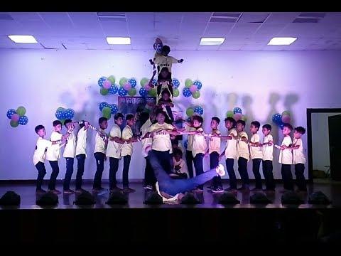 Sadda Dil Vi Tu Song Performed By KITES DANCE GROUP IN 2016..
