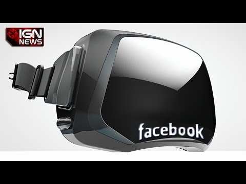 IGN News - Facebook May Rebrand and Redesign Oculus Rift