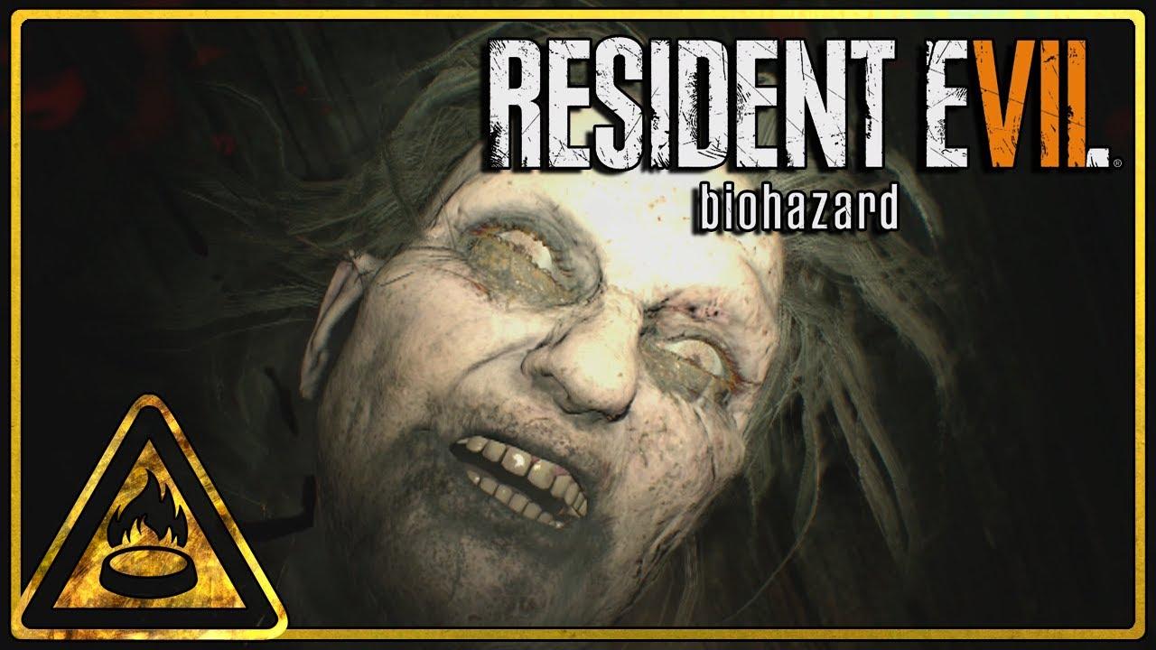 MARGUERITE GREENHOUSE SHOWDOWN | Resident Evil 7: Biohazard – 5
