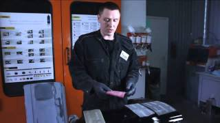 видео Работа абразивные технологии