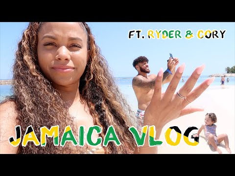 JAMAICA VLOG Part 1