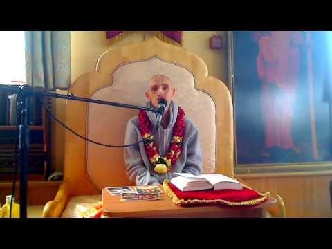 Бхагавад Гита 11.33 - Сарвагья прабху