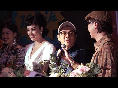 NSUT Thành Lộc bật mí ai muốn biết đời tư của Đàm Vĩnh Hưng thì gặp Quang Linh thì sẻ rõ tận tường