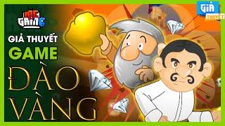 Giả Thuyết Game: Đào Vàng - Bí Ẩn Thành Phố Vàng | meGAME - Story Explained