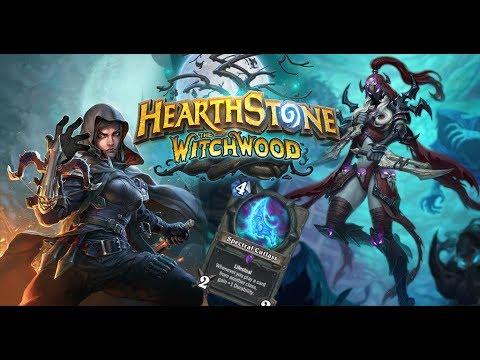 Hearthstone ladder - Thief to win, Tess Valeera deck