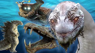 Top 10 Largest Sea Monsters In Video Games