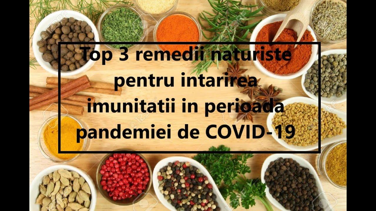 remedii naturiste pentru intarirea imunitatii)