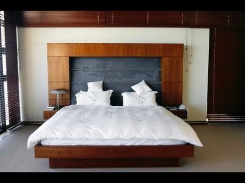 Modern Bed Frames modern bed frames - youtube