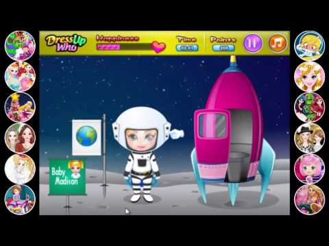 Baby Madison Space Adventure - Video Games for Kids