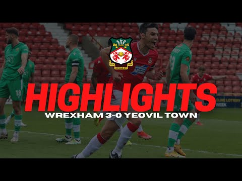 Wrexham Yeovil Goals And Highlights