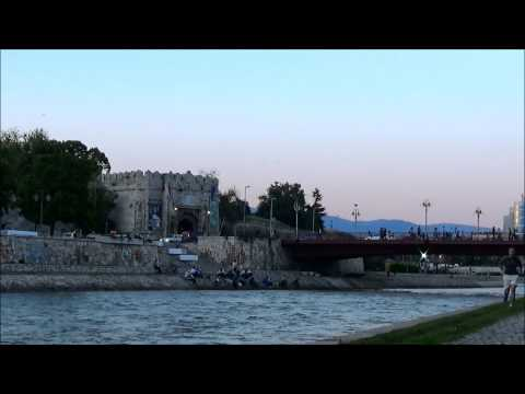 Time lapse #4 Nis Fortress Serbia