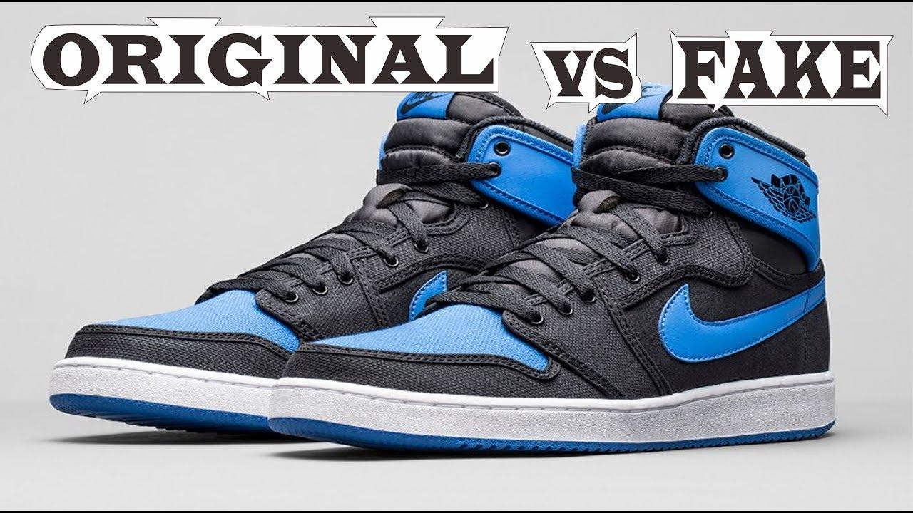Membedakan Sneakers Nike Air Jordan 1