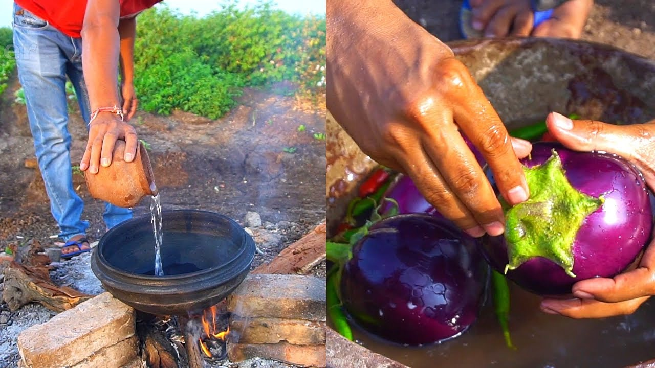 Download Best Indian Food Cooking | Village Cooking | Farm To Table Just Amazing Food
