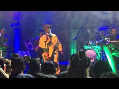 Johnny Clarke   Dance to the music  in San Diego, California 2015