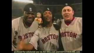 Walt Disney World - Red Sox (2004) Commercial