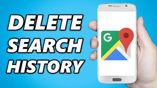 How to Delete Search History on Google Maps! (2021 Guide)