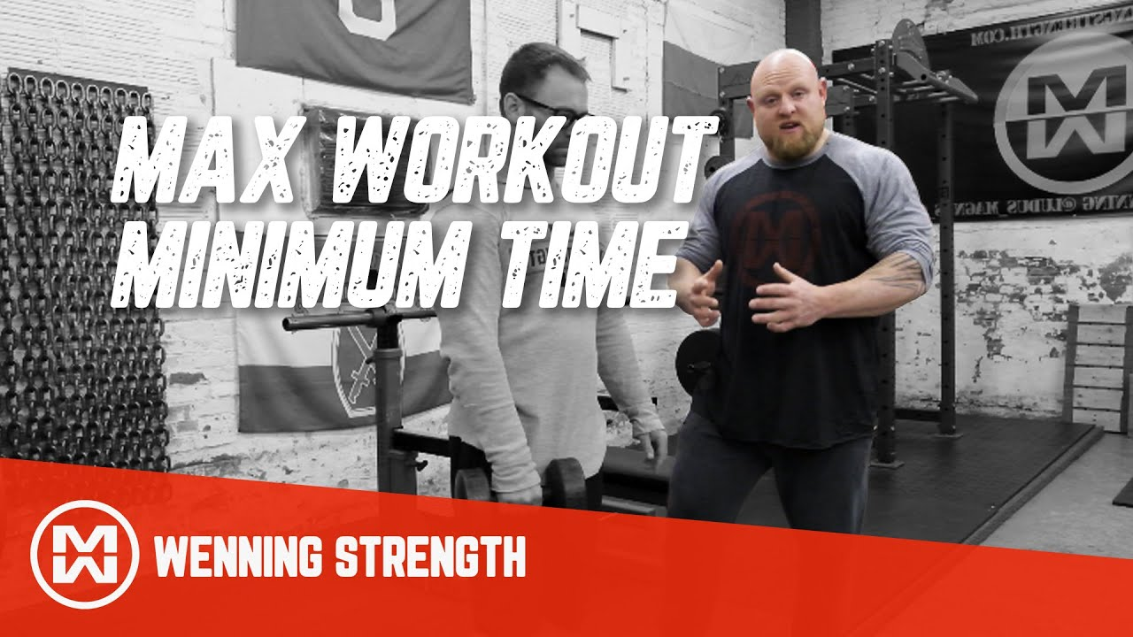 Top Exercises for Minimal Time (Maximize Your Time at the Gym)