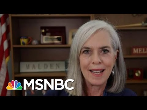 Rep. Clark: 'We Are At This Place With Impeachment ... To Protect Our Democracy'   MTP Daily   MSNBC