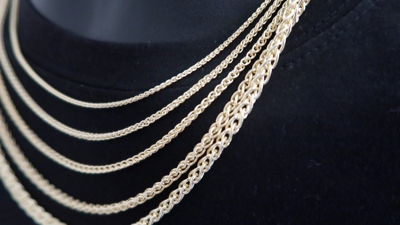 11 Most Popular Necklaces And Chains A Simple Guide Learning Jewelry