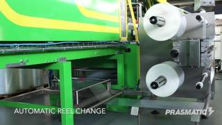 Gambar cover TC 600CW AUTOMATIC SHRINK WRAPPING MACHINE WITH EASY FILM