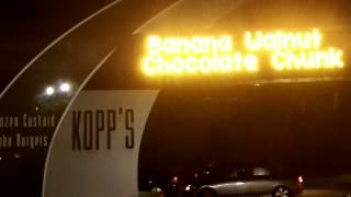 Kopps Frozen Custard in Milwaukee, Wisconsin