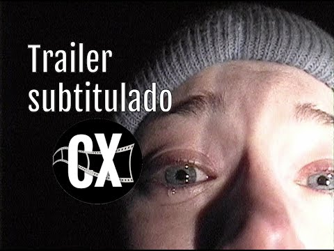 El proyecto de la bruja de Blair (The Blair witch project) trailer subtitulado