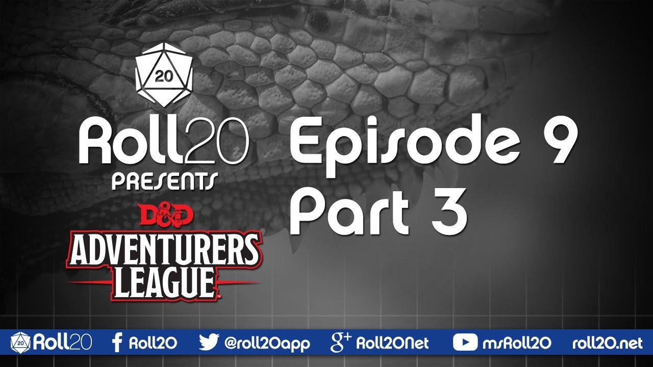 D Amp D Adventurers League Ep 9 3 Tyranny Of Dragons