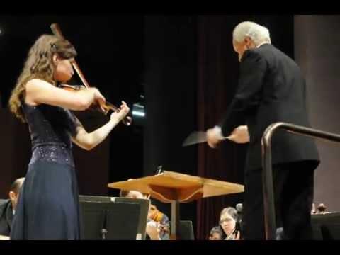 Orquestra Sinfônica do Paraná - com maestro: Antoni Wit e violinista: Aleksandra Kuls
