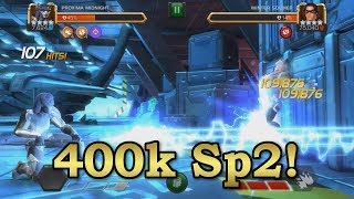 Proxima Midnight - 400k Special 2   Marvel Contest of Champions