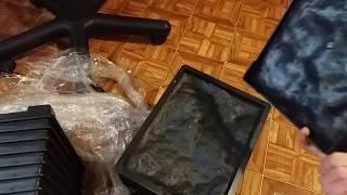 Формы для фасадной плитки / обзор посылки