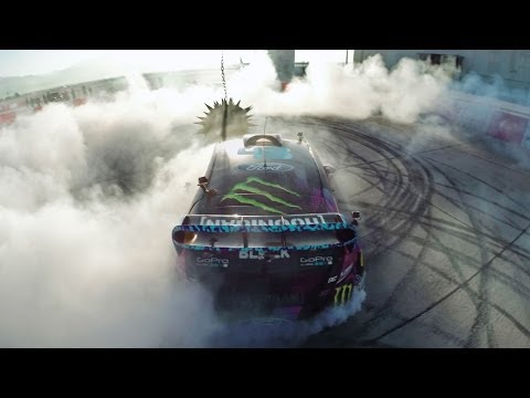 "GoPro Hypes Involvement in Gymkhana 6, Releases ""GoPro Version"" of Video"