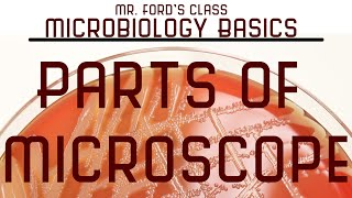 Parts of Microscope : Microbiology Lectures