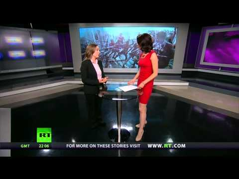 Bangladesh: Cheap Clothes for Mass Deaths   Interview with Theresa Haas