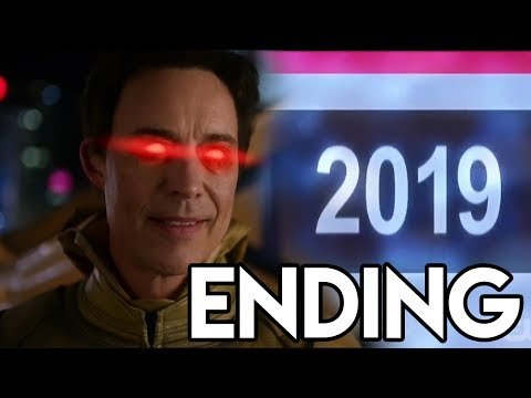 Crisis 2019 ENDING Explained - The Flash Season 5 FINALE ENDING