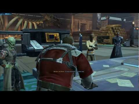 SWtOR Jedi Knight Story Cutscenes Pt. 27 [Chapter 3 / Corellia / Light Side]