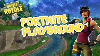 Fortnite Playground 1v1s