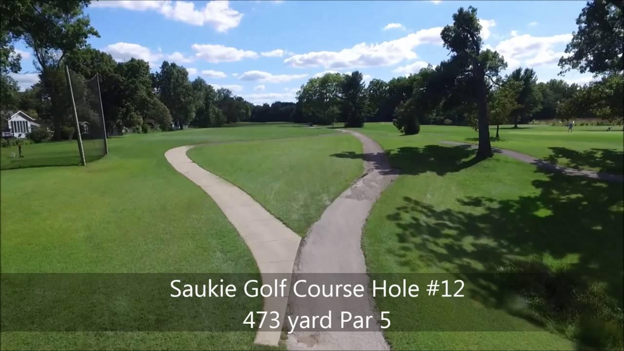 Saukie Golf Course Rock Island Illinois