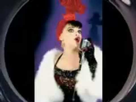 NINA HAGEN'S 54TH BEARTHDAY VIDEO!!!