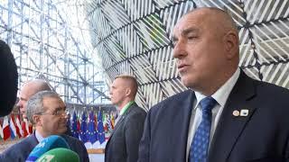 Бойко Борисов: Искам ясно да заявя, че по никакъв начин не сме повлияли на сделката за ЧЕЗ thumbnail