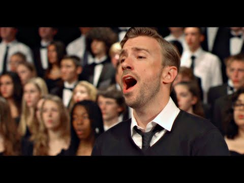 Peter Hollens - Homeward Bound ft. 300+ Oregon Choir students