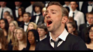 Repeat youtube video Homeward Bound - Peter Hollens feat. 300+ Oregon Choir students